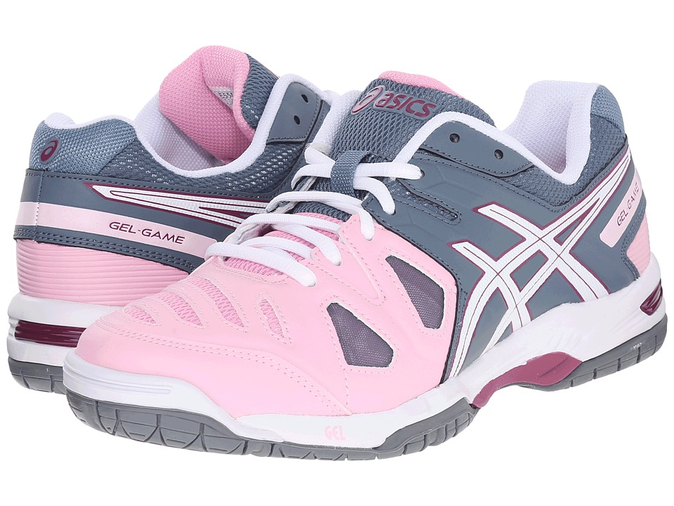ASICS - Gel-Game 5 (Cotton Candy/White/Plum) Women