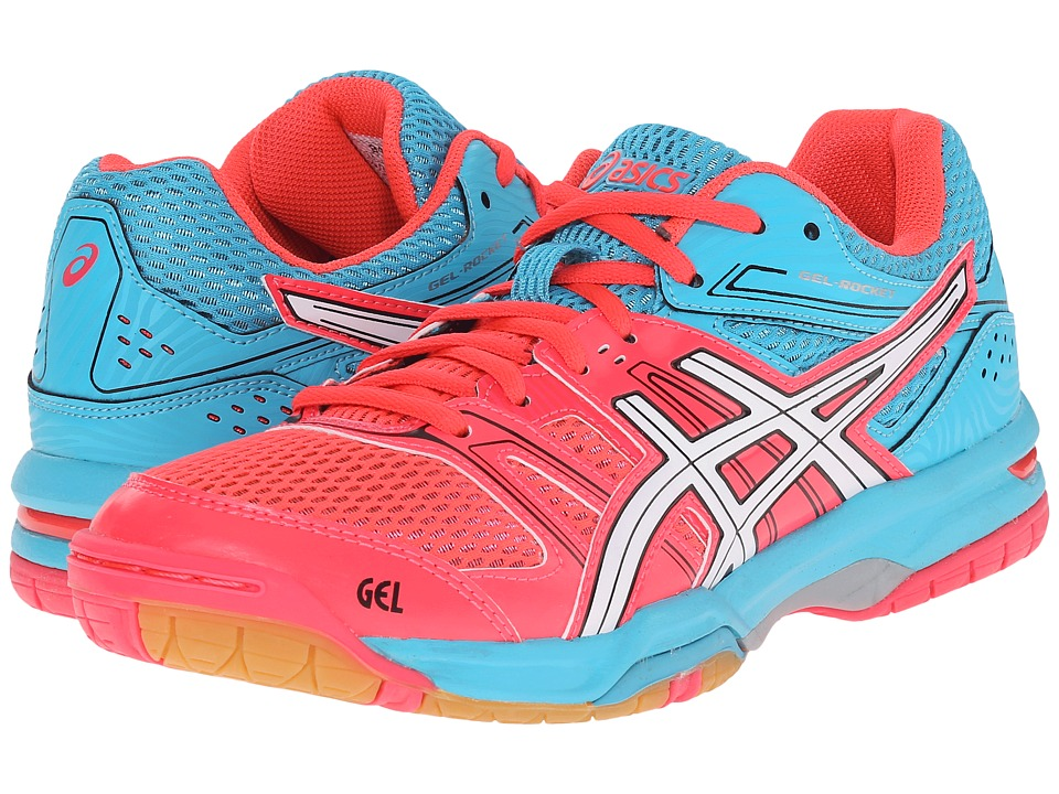 ASICS GEL-Rocket 7 (Diva Pink/White) Women