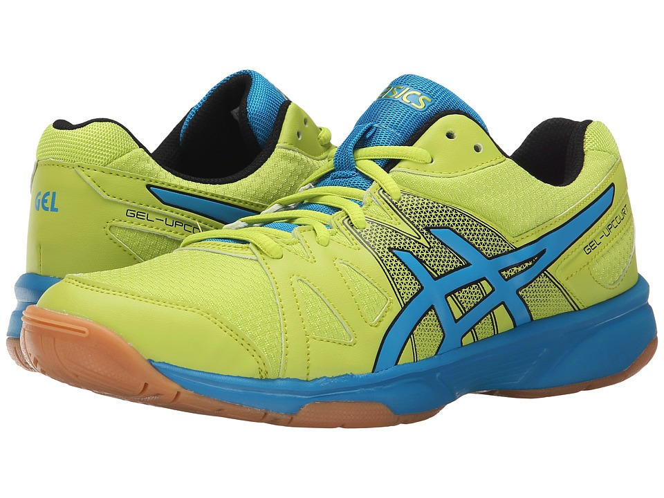ASICS - Gel-Upcourt (Lime/Methyl Blue/Black) Men's Shoes