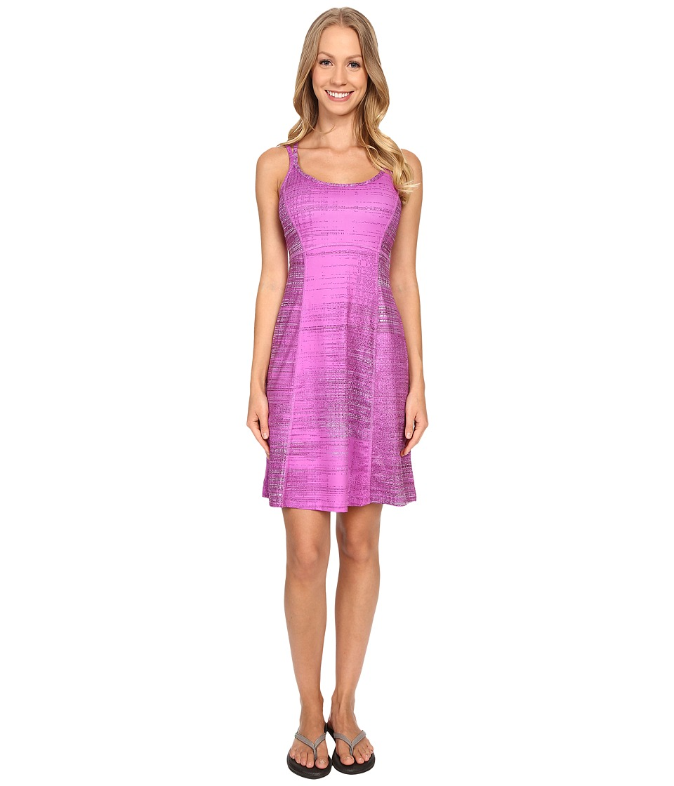 The North Face Empower Dress (Sweet Violet Scratchy Print) Women