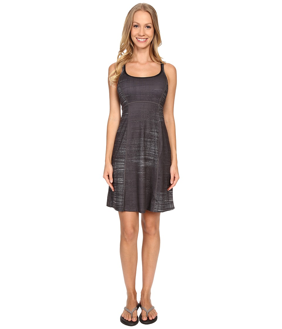The North Face - Empower Dress (Graphite Grey Scratchy Print) Women's Dress