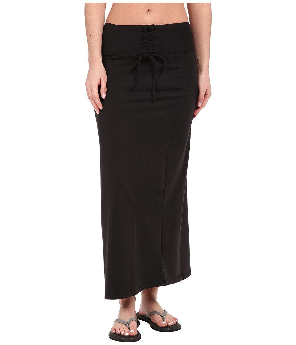 The North Face - Empower Maxi Skirt (TNF Black) Women's Skirt