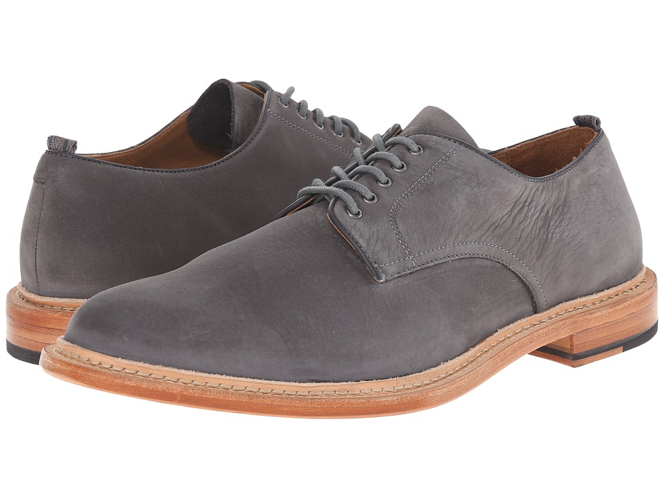 Cole Haan - Willet Plain Oxford (Magnet) Men's Lace up casual Shoes