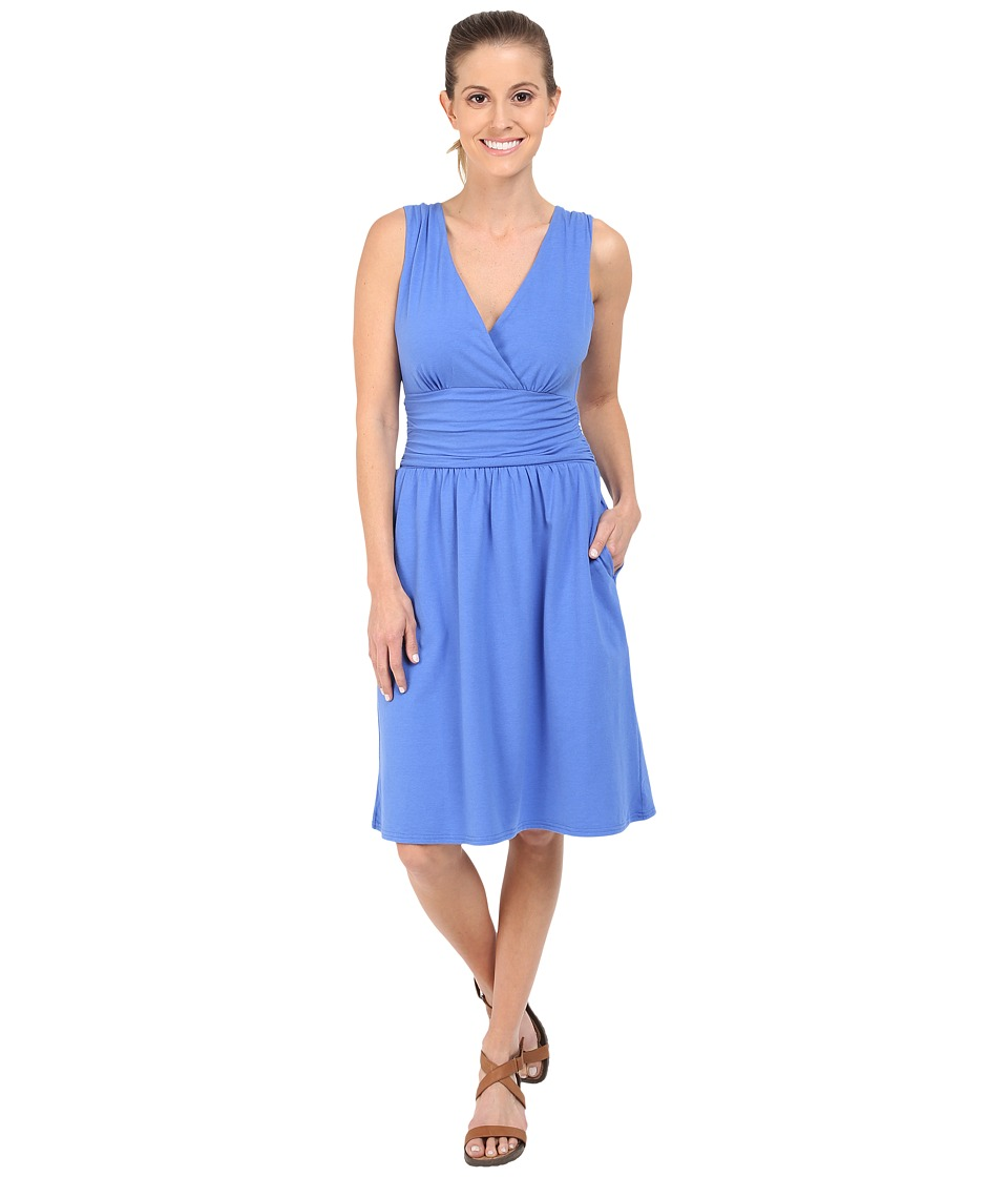 The North Face Heartwood Dress (Coastline Blue (Prior Season)) Women