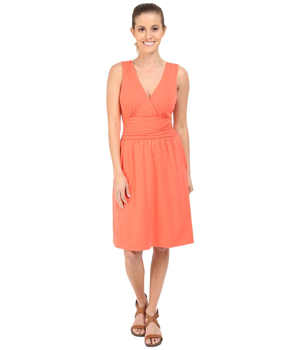 The North Face Heartwood Dress (Radient Orange) Women