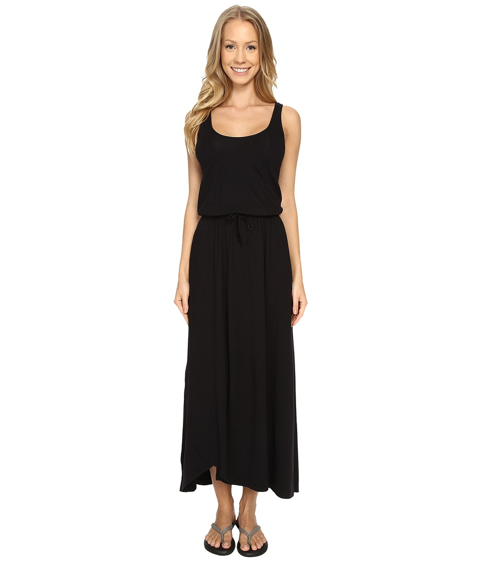 The North Face - On The Go Maxi Dress (TNF Black) Women's Dress