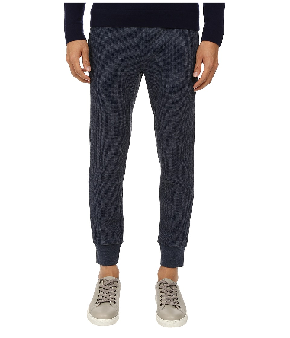 Theory - Moris PNC.Excavate Melange Sweatpants (Surface Heather) Men's Casual Pants
