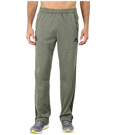 adidas - Essentials Comfort Pants (Base Green/Black) Men's Casual Pants