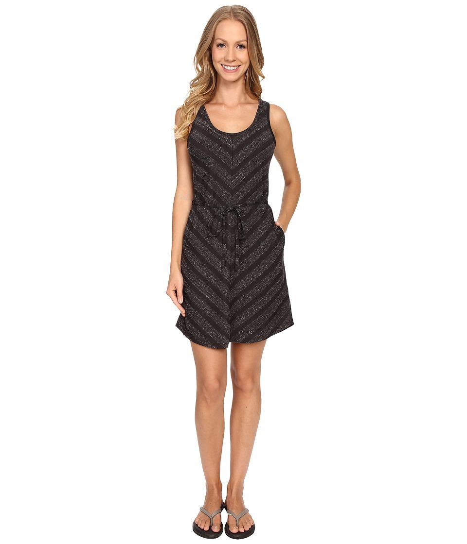 The North Face - Breezeback Dress (TNF Black) Women's Dress