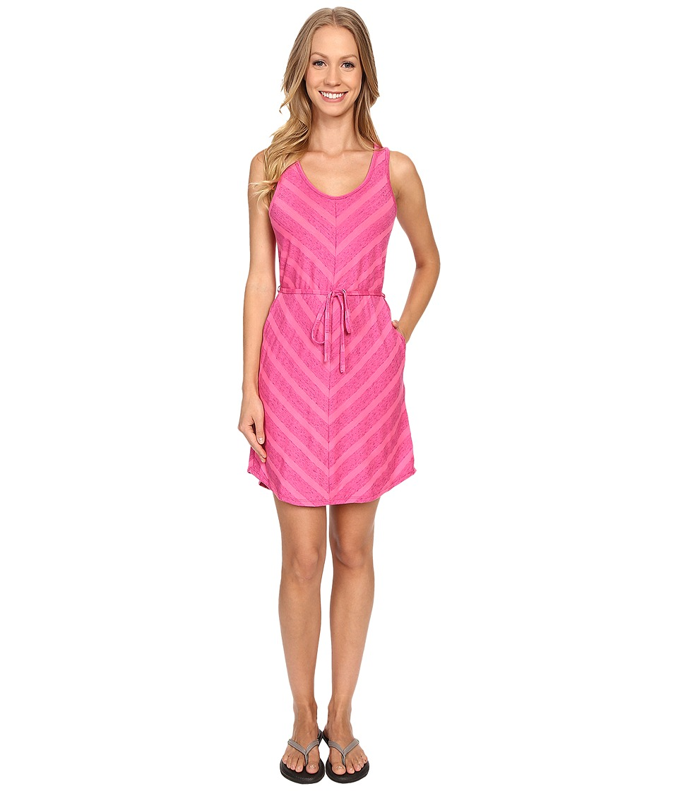 The North Face Breezeback Dress (Raspberry Rose) Women