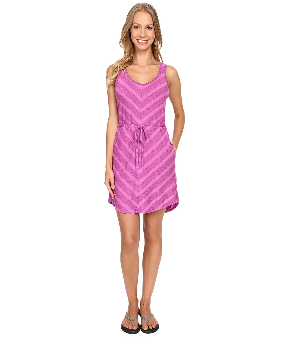 The North Face - Breezeback Dress (Sweet Violet) Women's Dress