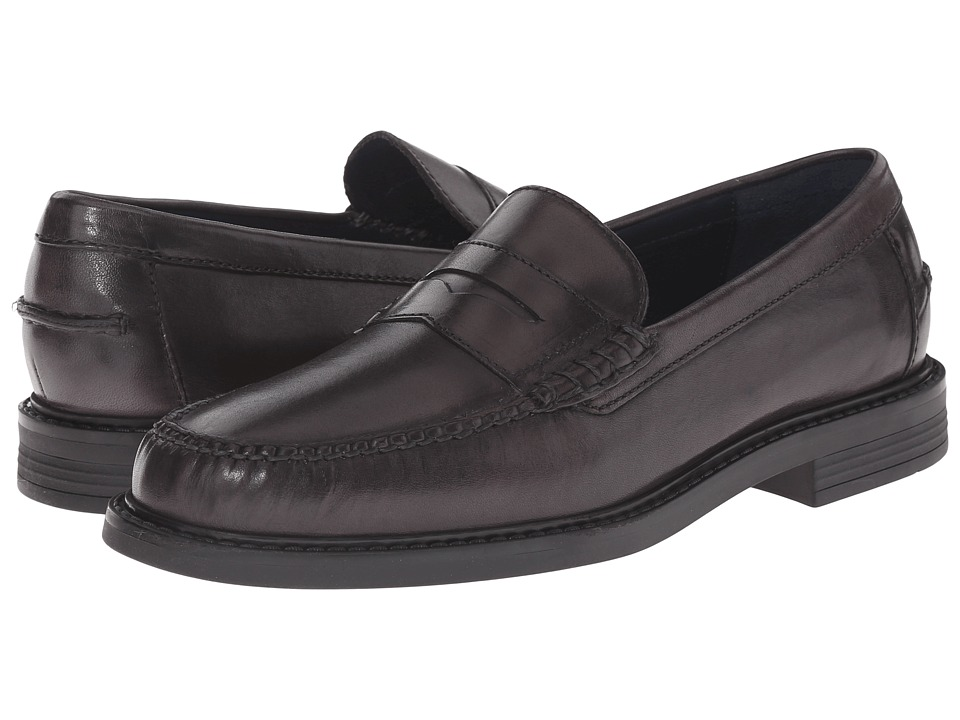 Cole Haan - Pinch Campus Penny (Ironstone Antique) Men's Slip-on Dress Shoes