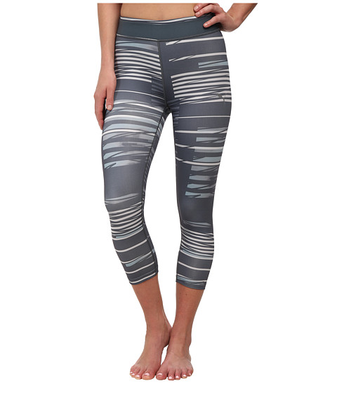 PUMA - WT All Eyes On Me 3/4 Tights (Turbulence/Gray Dawn) Women's Workout