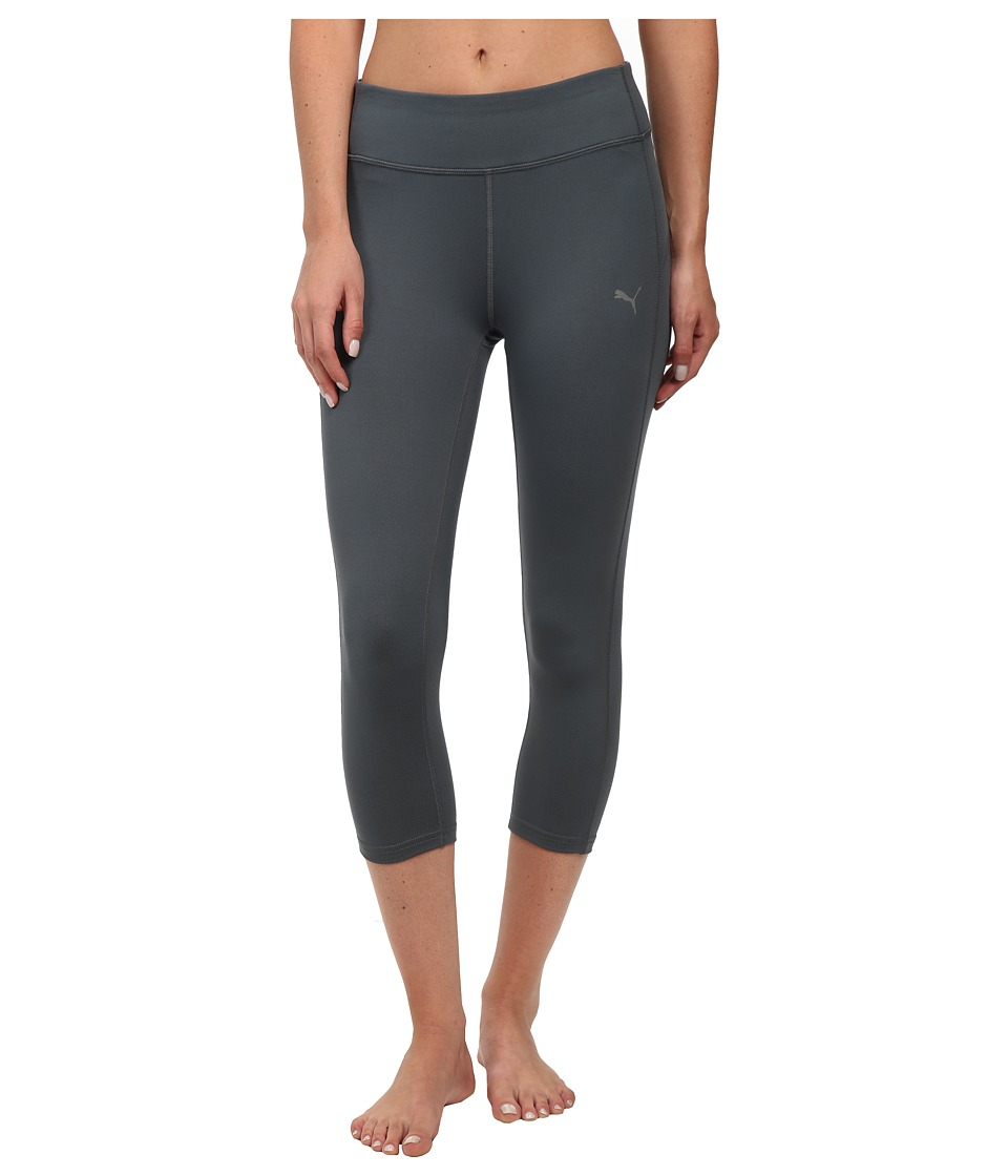 PUMA - WT Essential 3/4 Tights (Turbulence) Women's Workout