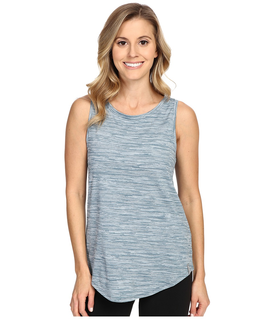 Columbia - Shimmering Light Tank Top (Cloudburst/Stone Blue/Vintage Pink) Women's Sleeveless