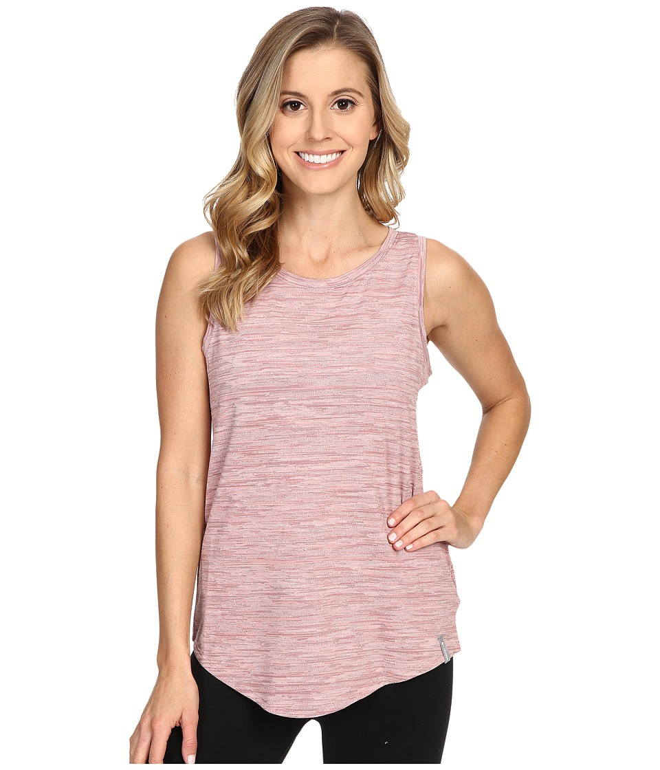 Columbia - Shimmering Light Tank Top (Coral Bloom/Geranium Pink/Rose Water) Women's Sleeveless