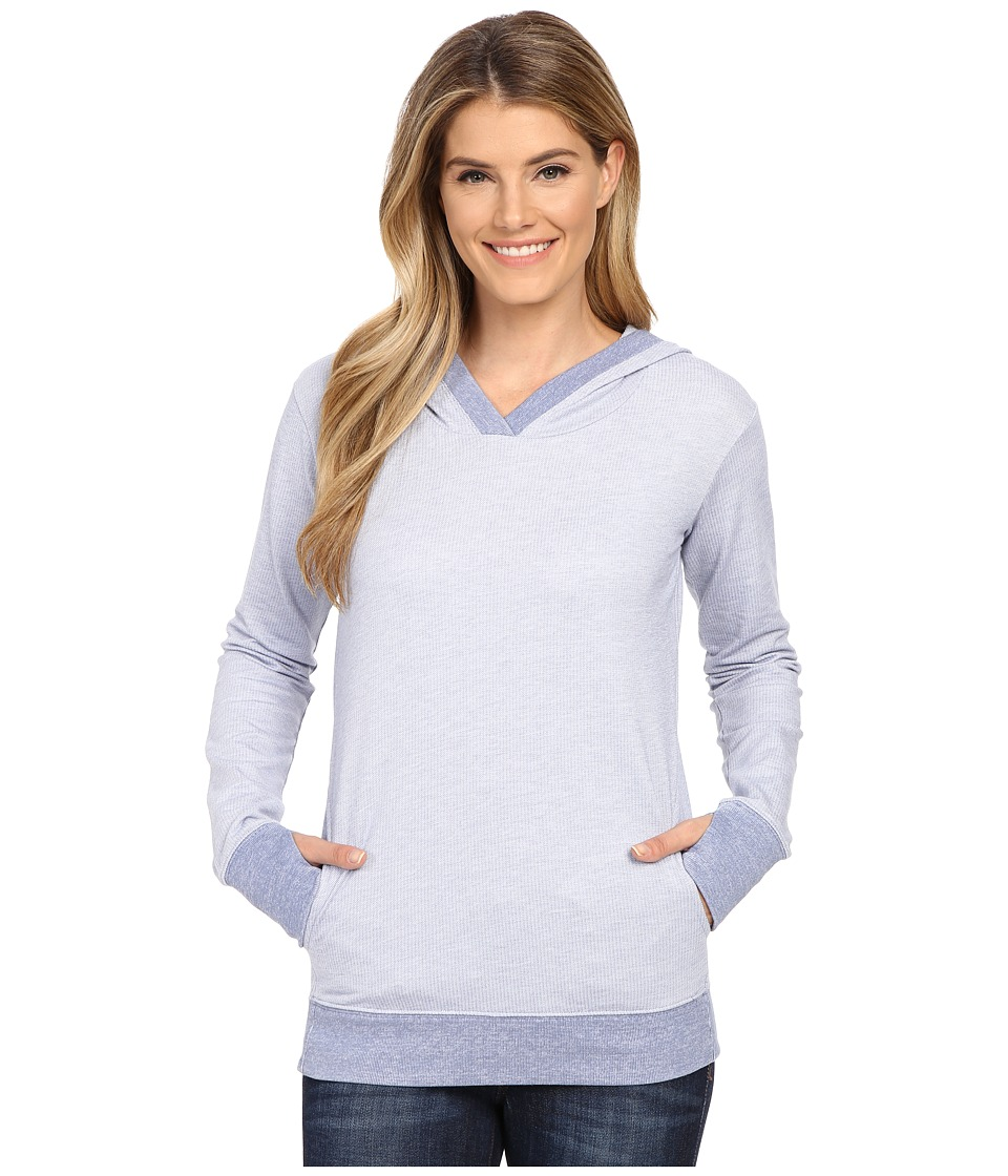 Columbia - Inner Essence Hoodie (Bluebell) Women's Sweatshirt
