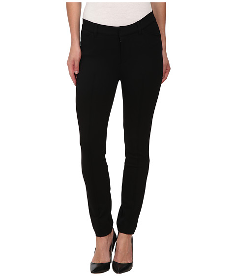 J Brand - Liana Luxe Double Knit Trousers in Black (Black) Women's Casual Pants
