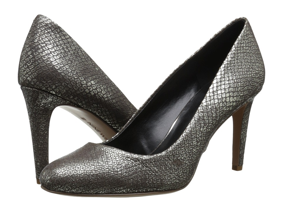 Nine West - Handjive (Light Gold Metallic) High Heels