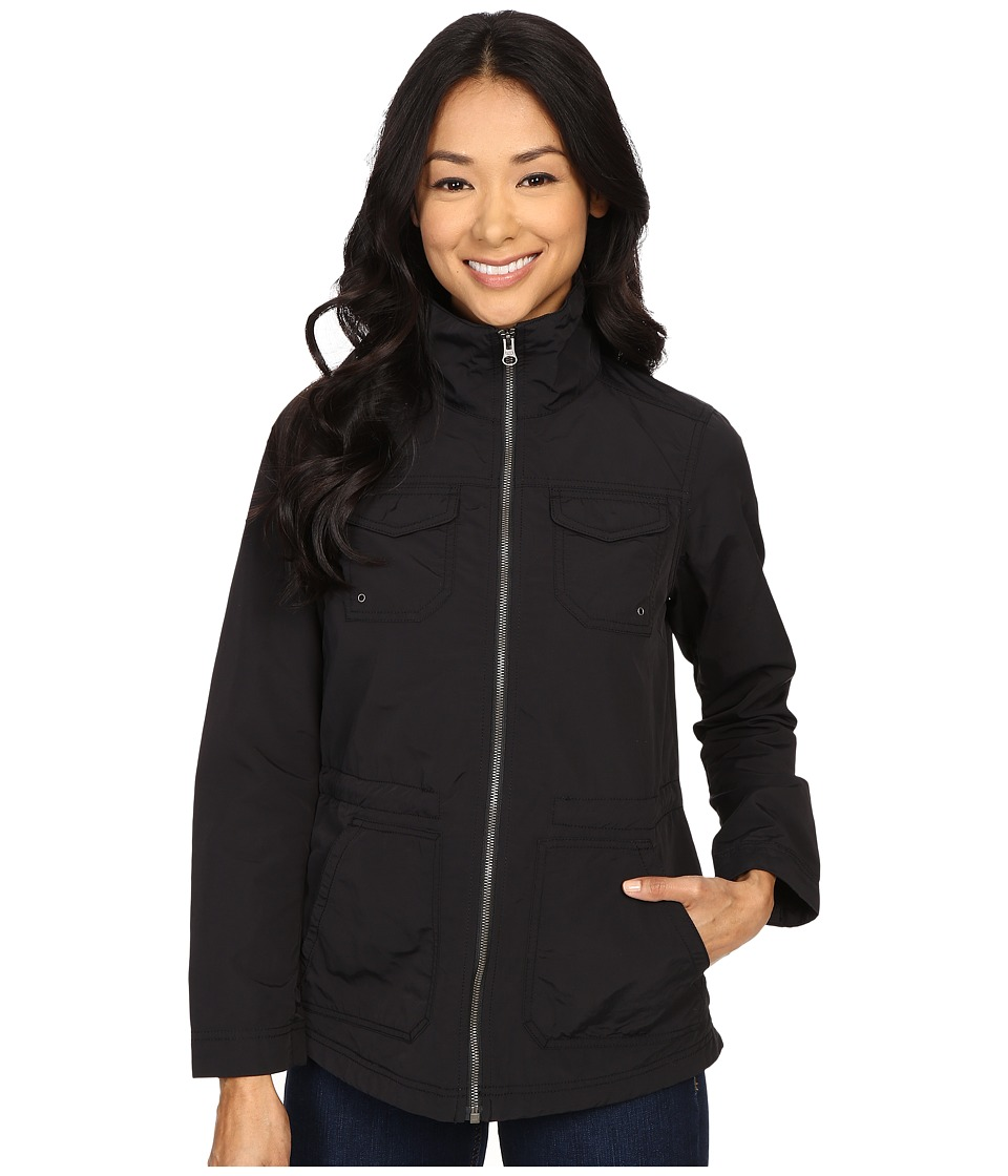Columbia - World Trekker Jacket (Black) Women's Coat