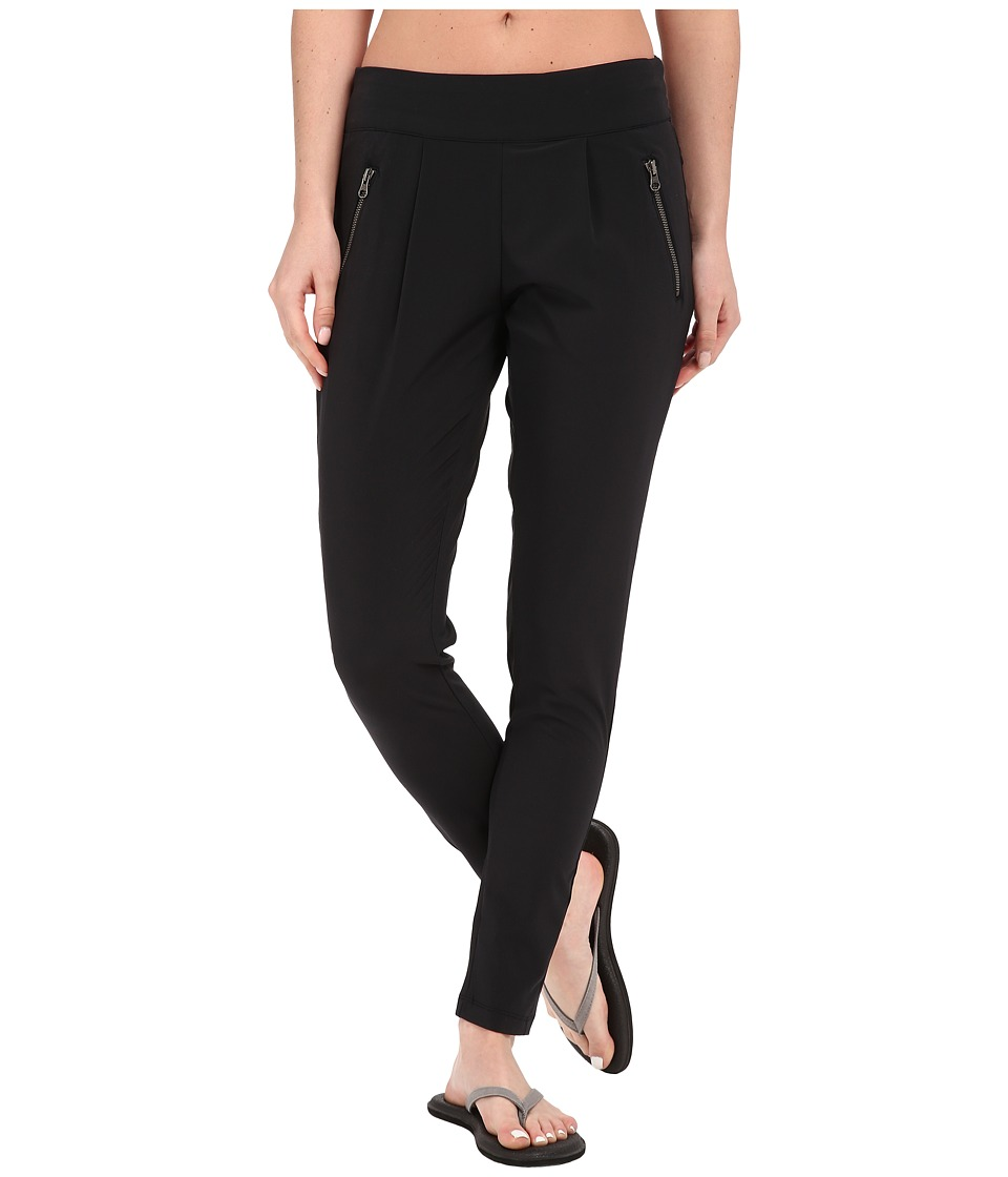 Columbia - Departure Pointtm Pull On Pants (Black) Women's Casual Pants