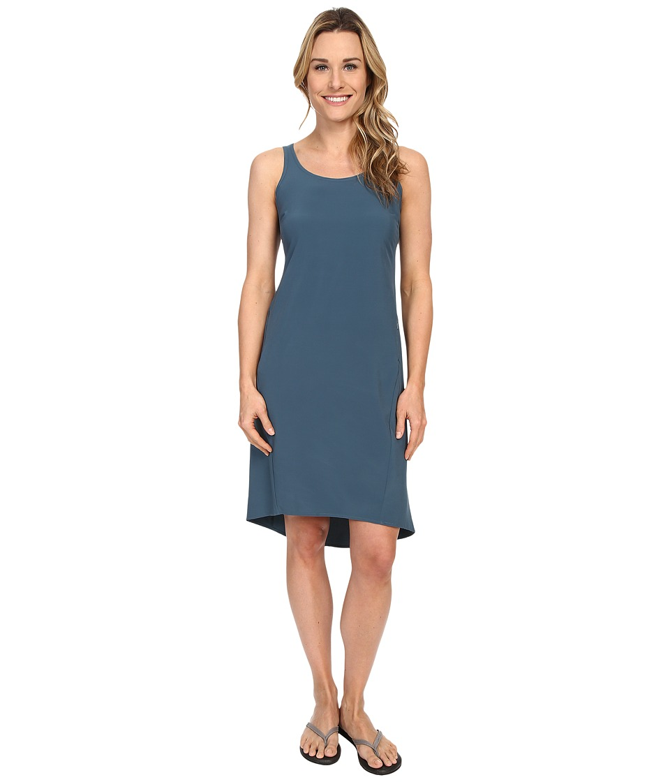 Columbia - Departure Point Dress (Everblue) Women's Dress