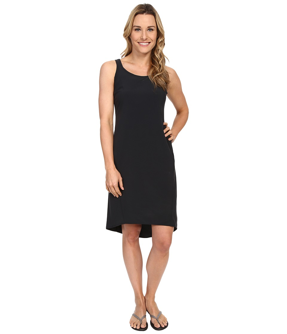 Columbia - Departure Point Dress (Black) Women's Dress