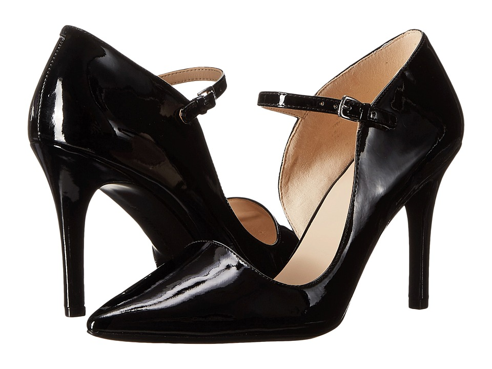 Nine West Jennelle Black Synthetic Womens Maryjane Shoes
