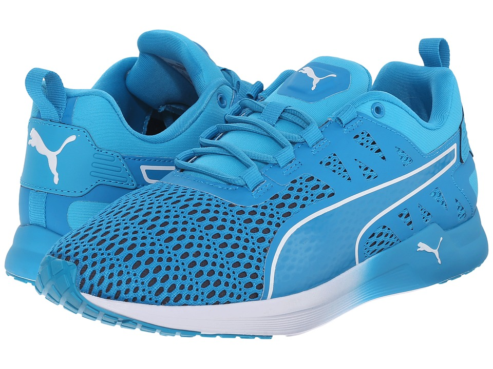 PUMA - Pulse XT v2 (Atomic Blue/White) Men's Running Shoes