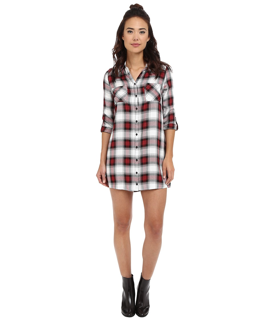 Jack by BB Dakota - Brielle Flannel Plaid (Multi) Women's Dress