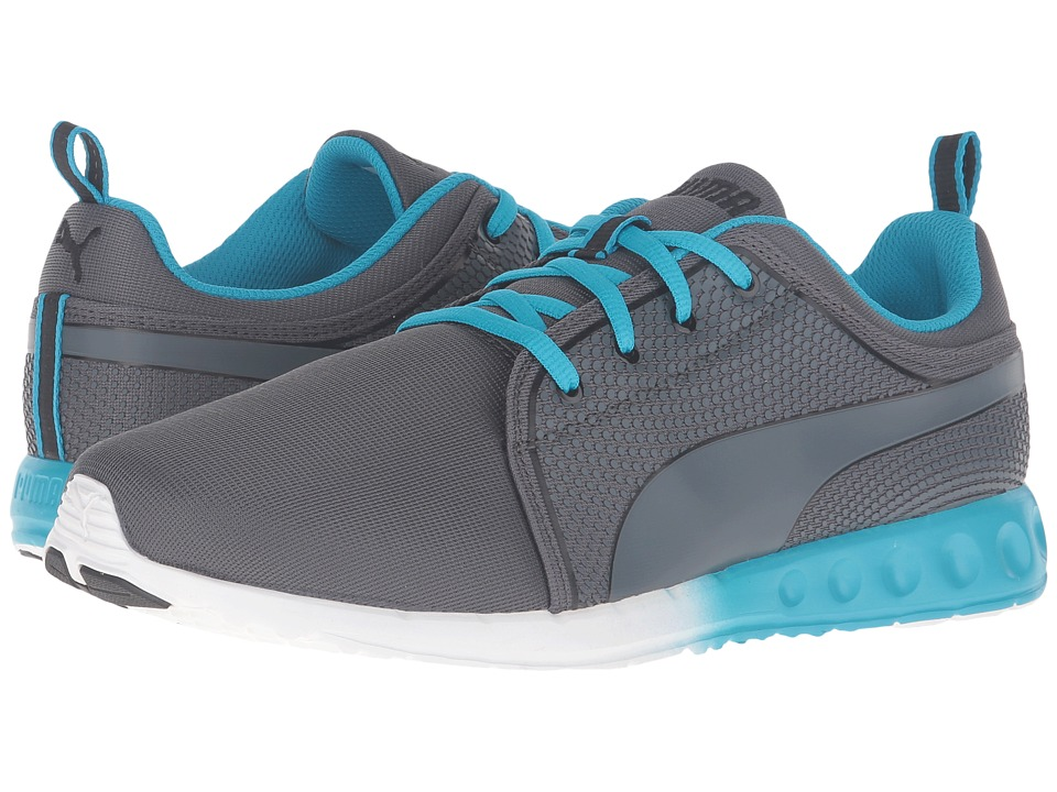 PUMA - Carson 3D (Periscope/Atomic Blue) Men's Running Shoes