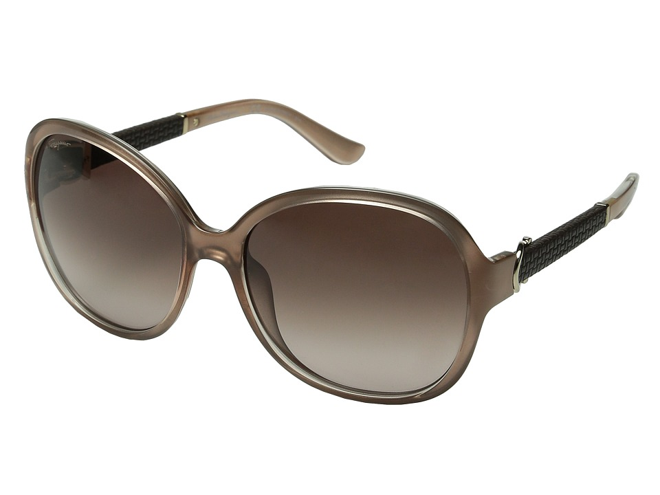 Salvatore Ferragamo - SF764S (Pearl Rose) Fashion Sunglasses
