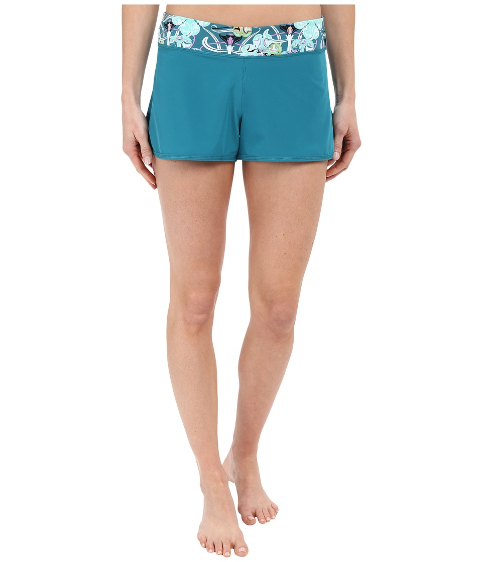 Soybu - Barbados Boardshort (Botanica) Women's Swimwear