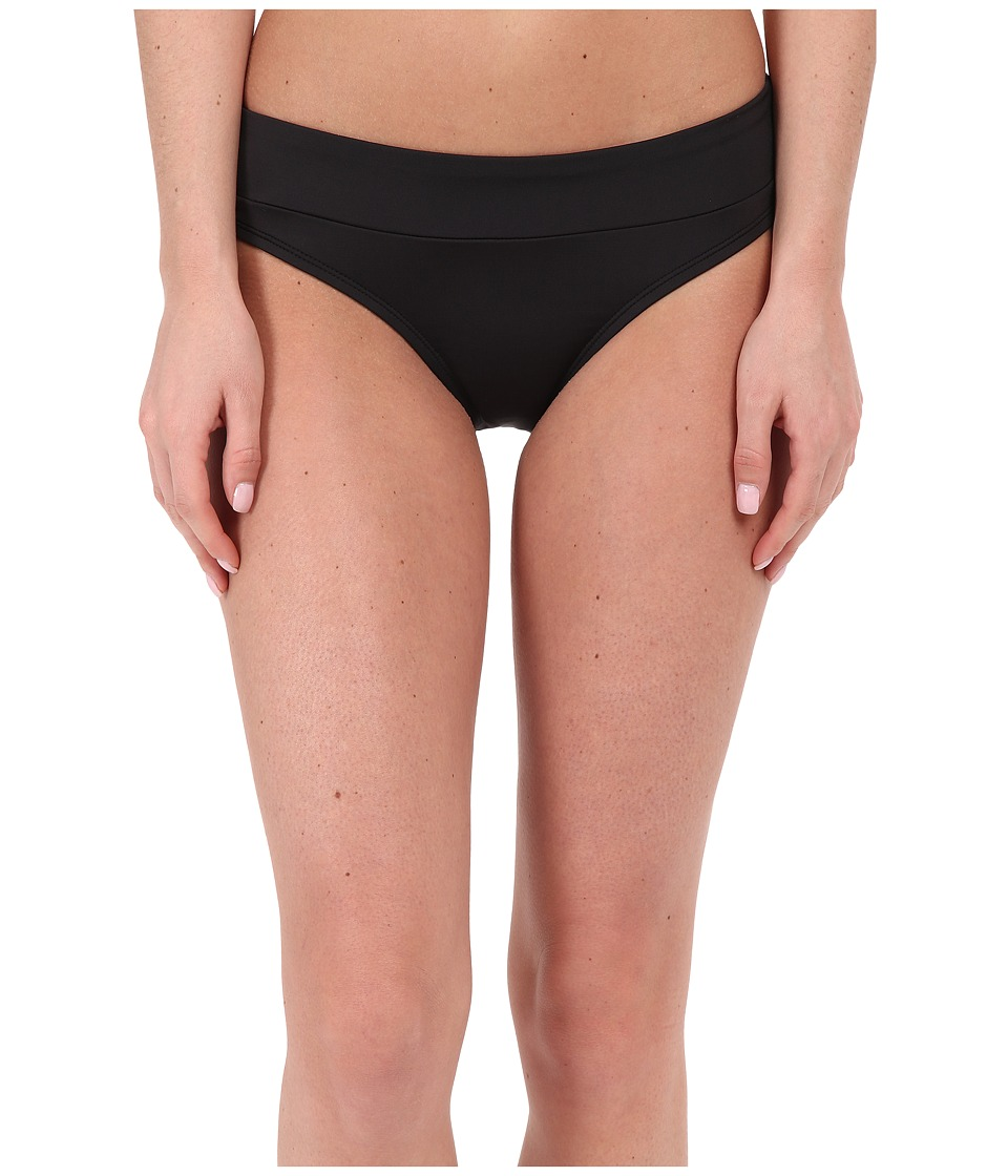 Soybu - Amalfi Band Bottom (Black) Women's Swimwear