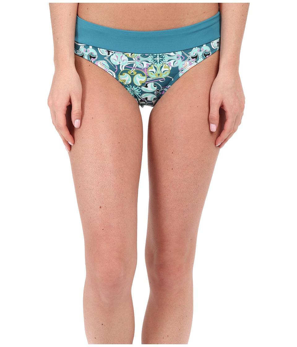 Soybu - Amalfi Band Bottom (Botanica) Women's Swimwear