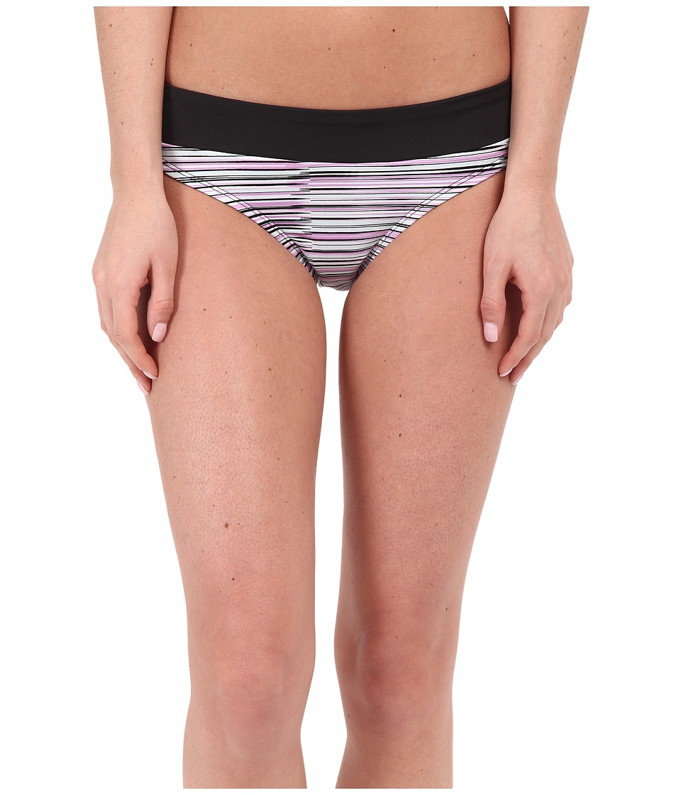 Soybu - Amalfi Band Bottom (Sonic Wave) Women's Swimwear