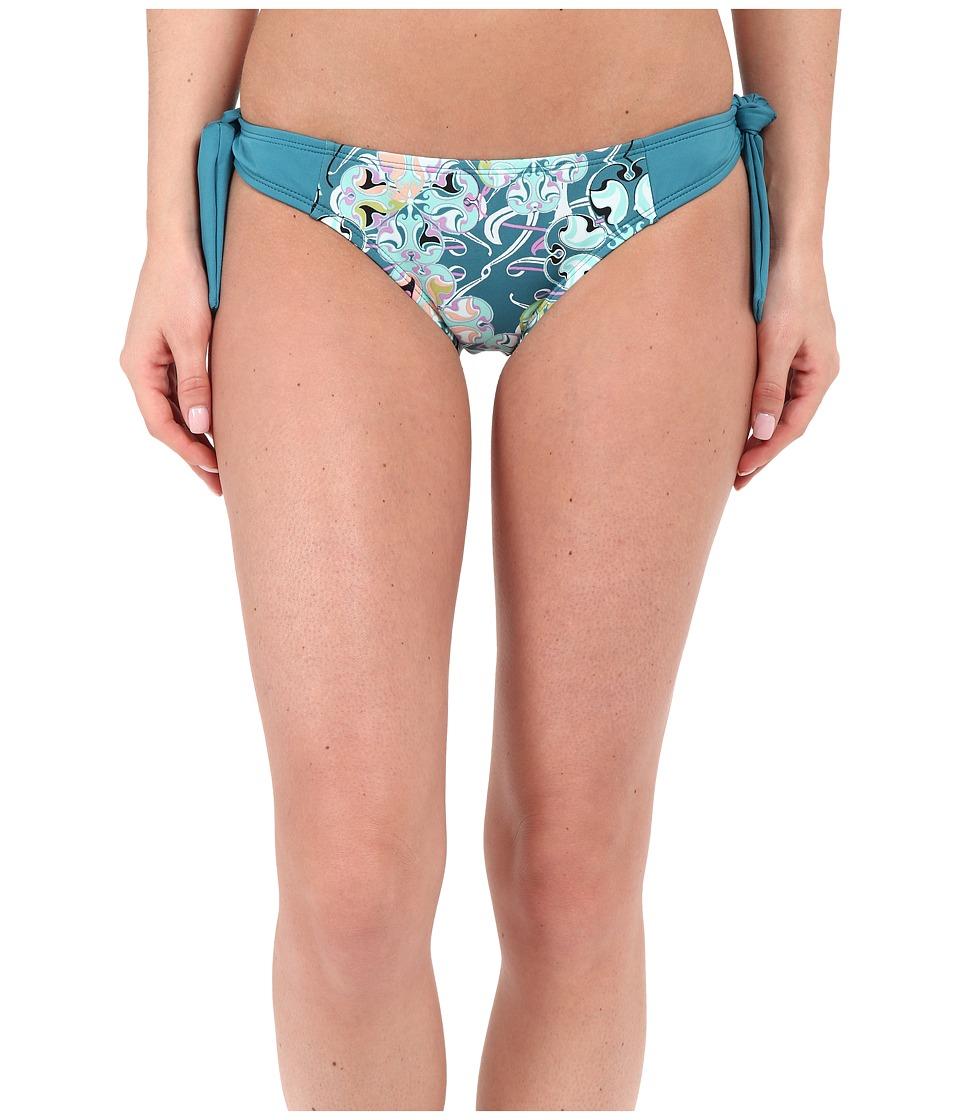 Soybu - St. Lucia Tie Bottom (Botanica) Women's Swimwear