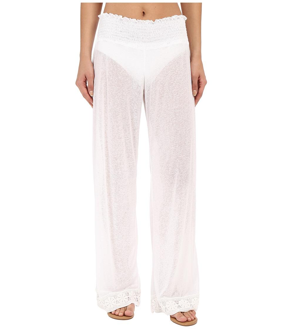 Soybu Baja Pants (White) Women