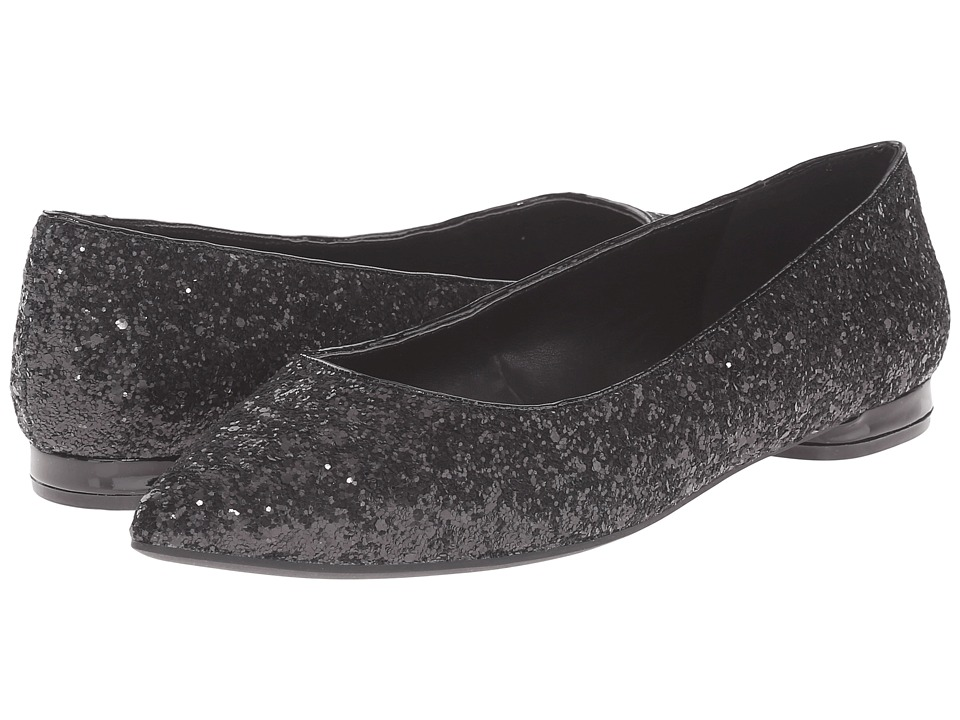 Nine West - Oleena (Black/Black Synthetic) Women's Shoes