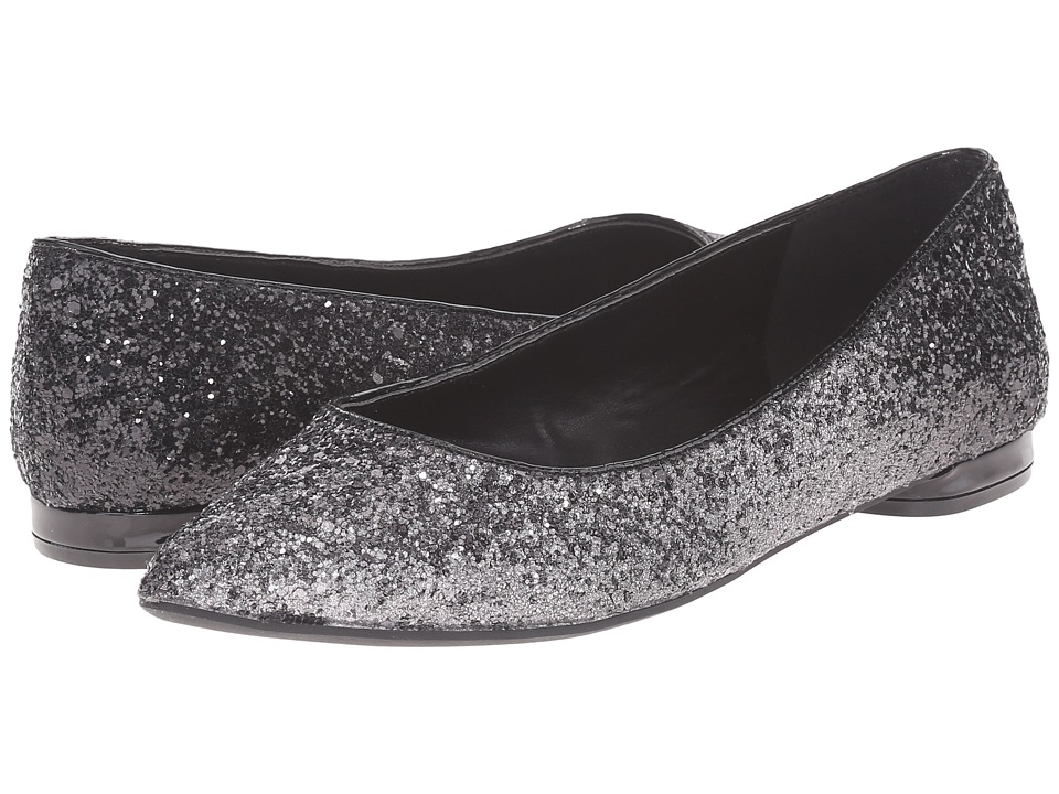 Nine West - Oleena (Pewter/Black Synthetic) Women's Shoes