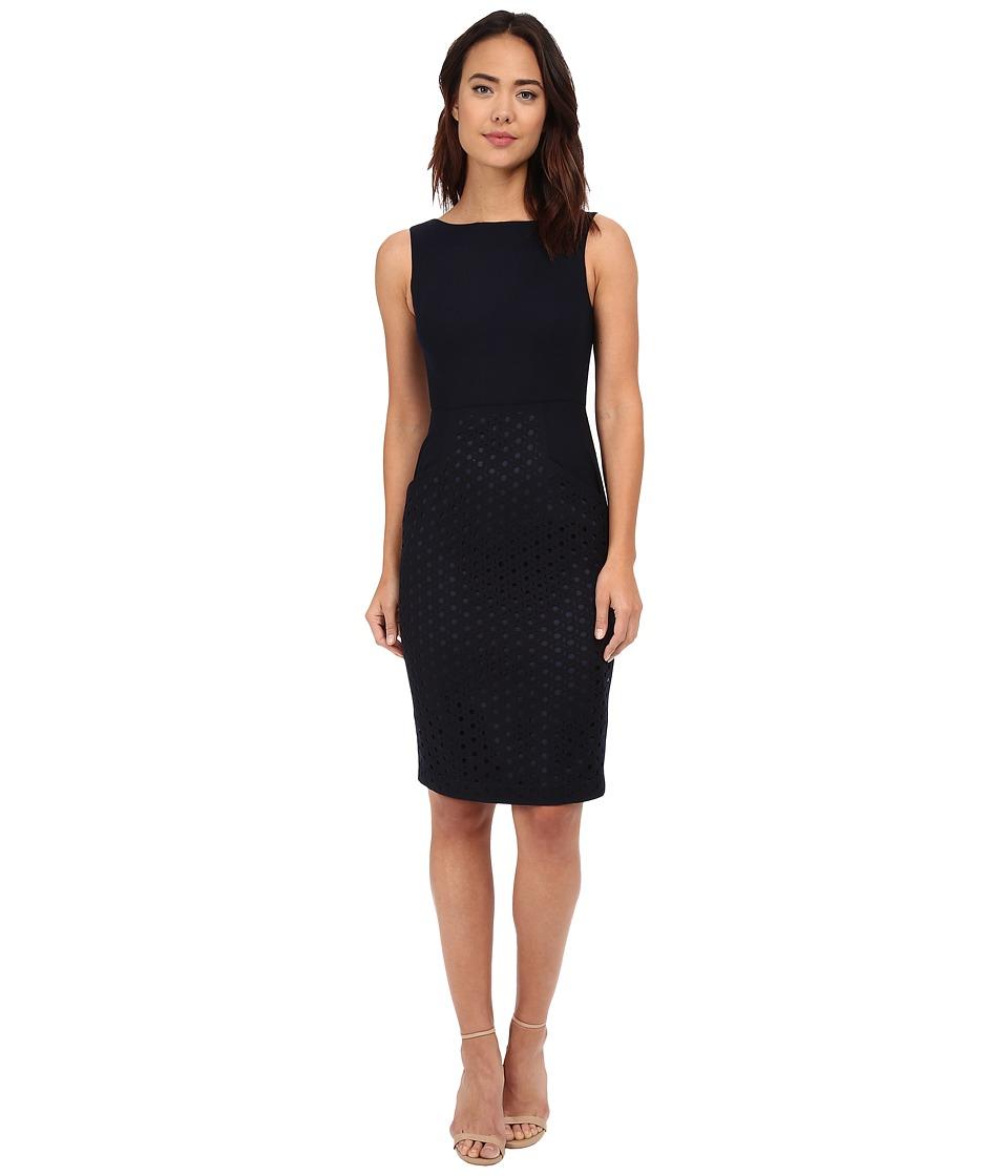 Susana Monaco Marion Dress (Inkwell) Women