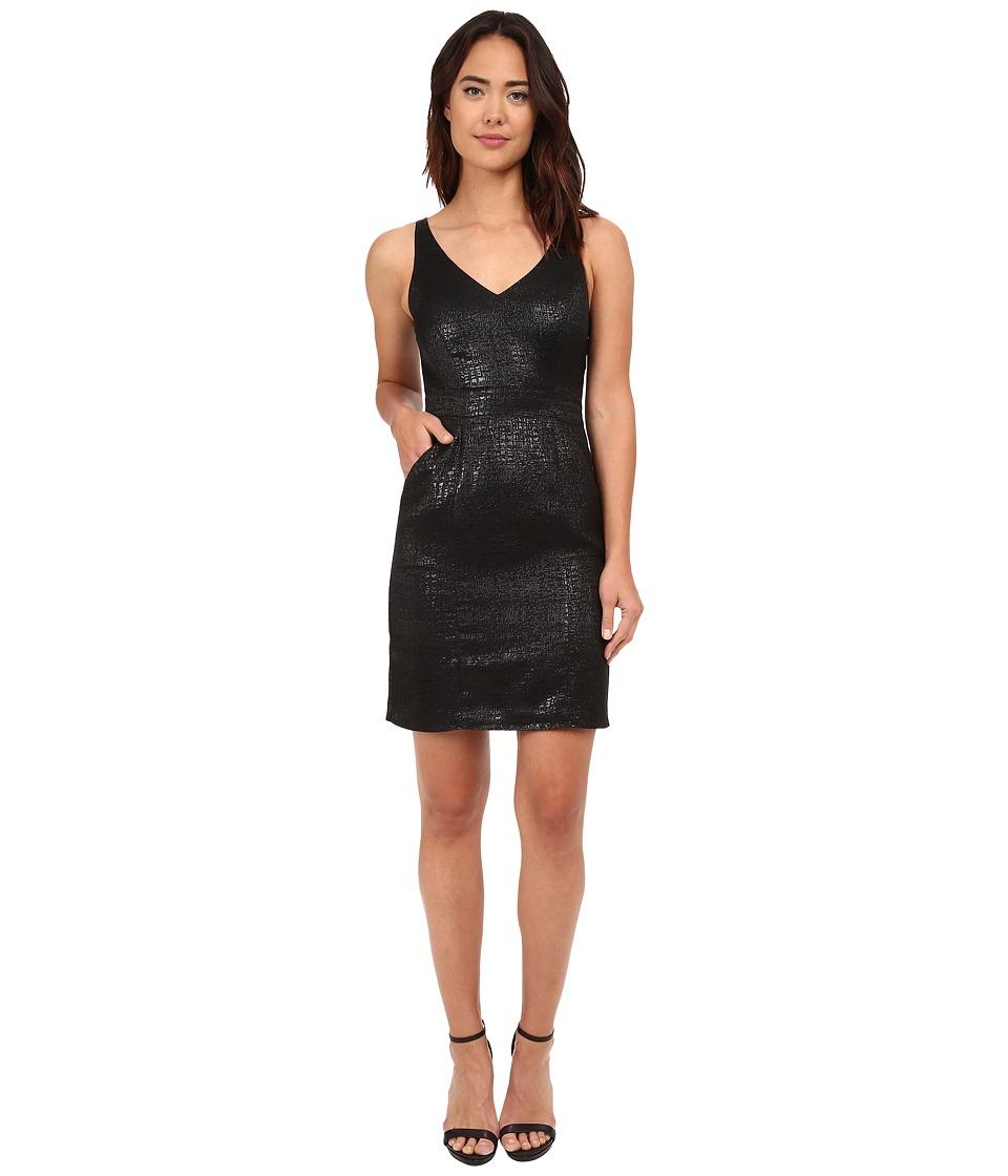 Susana Monaco - Pearl Dress (Black) Women's Dress