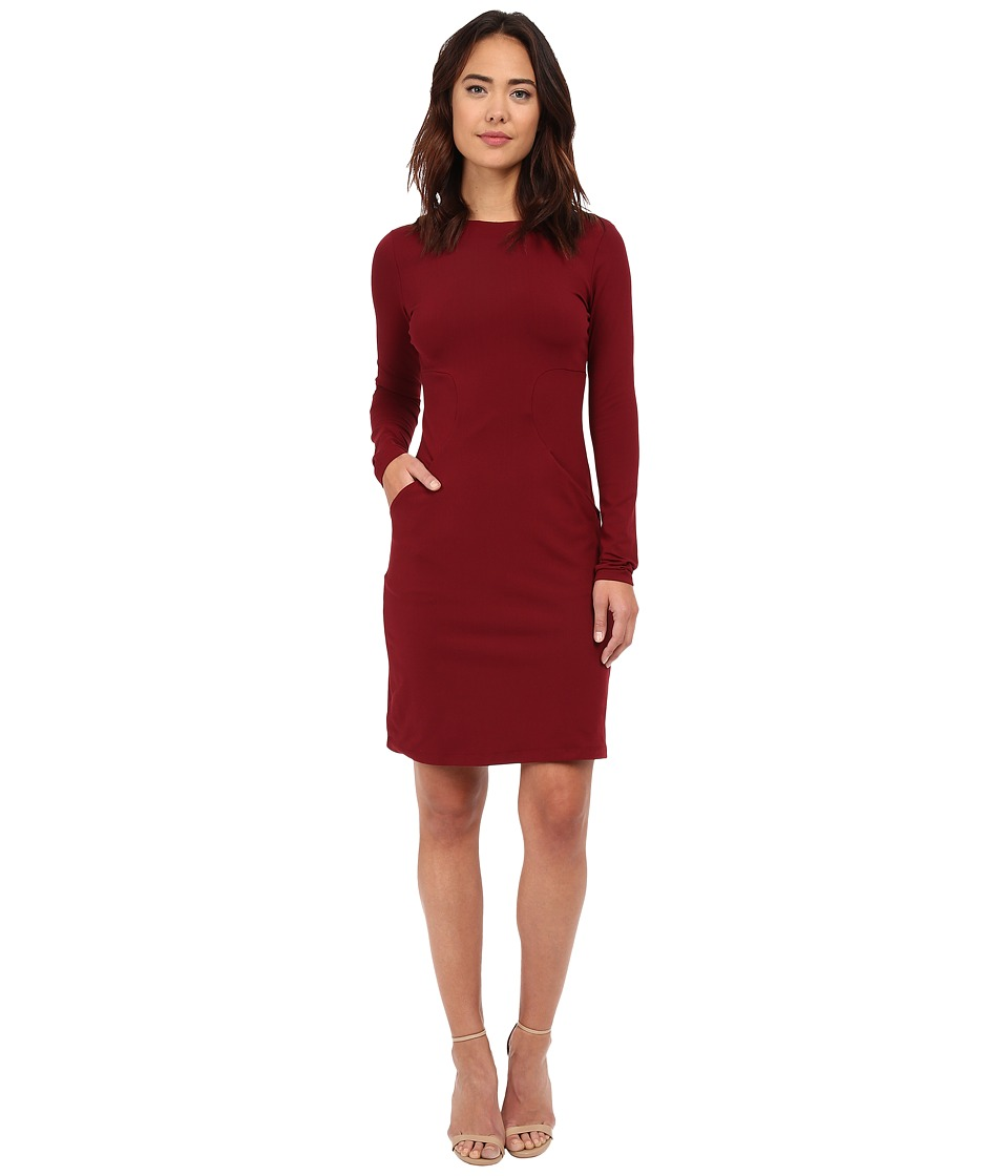 Susana Monaco - Celine Dress (Beaujolais) Women's Dress