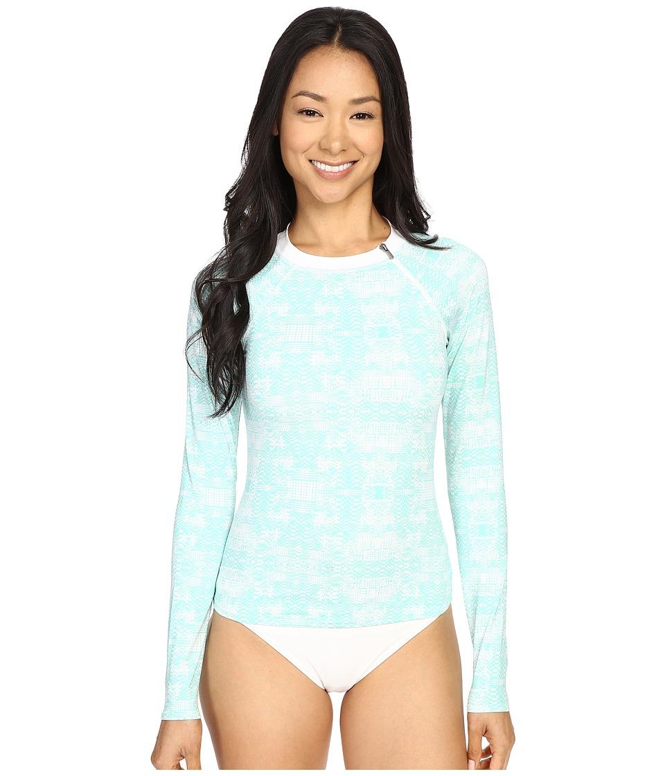Soybu - Rosalie Rash Guard (Mirage) Women's Swimwear
