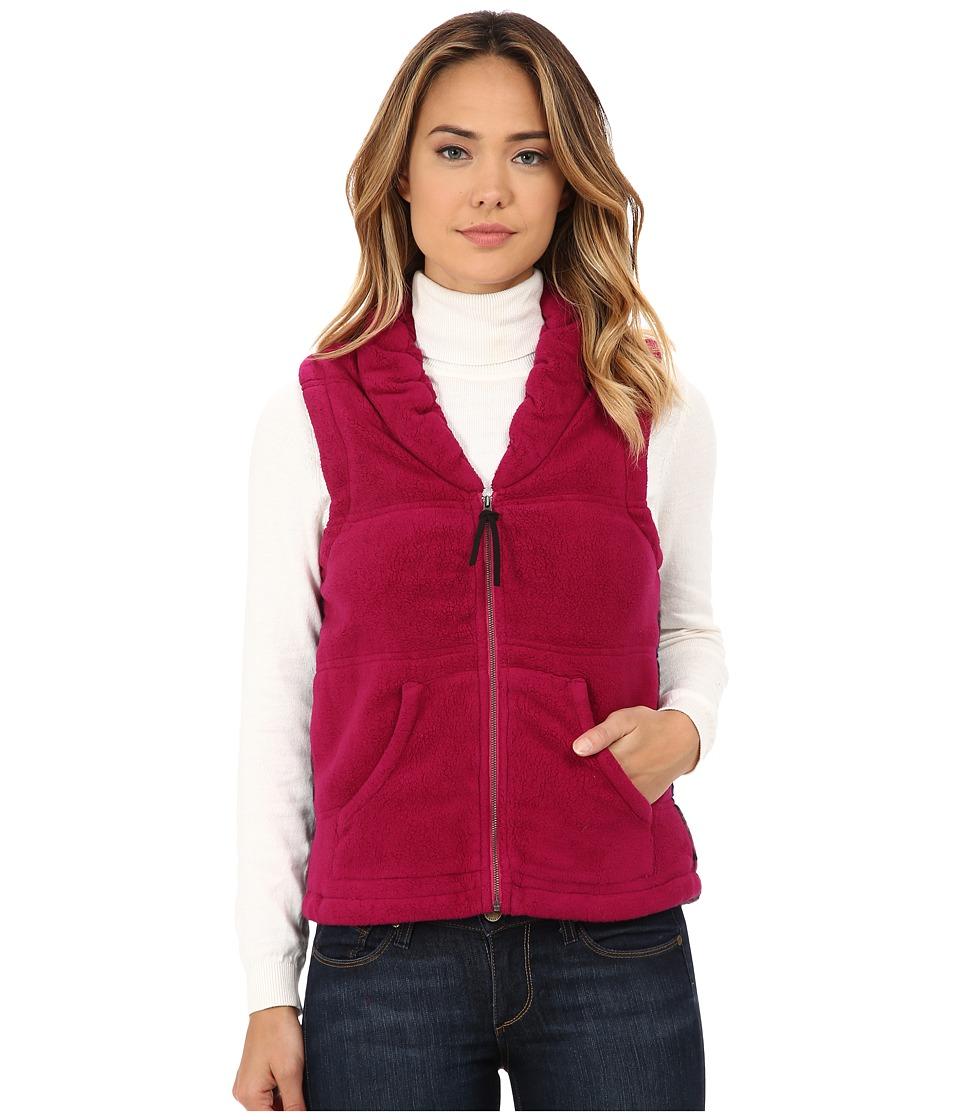 Mod-o-doc - Quilted Zip Vest (Vino) Women's Vest