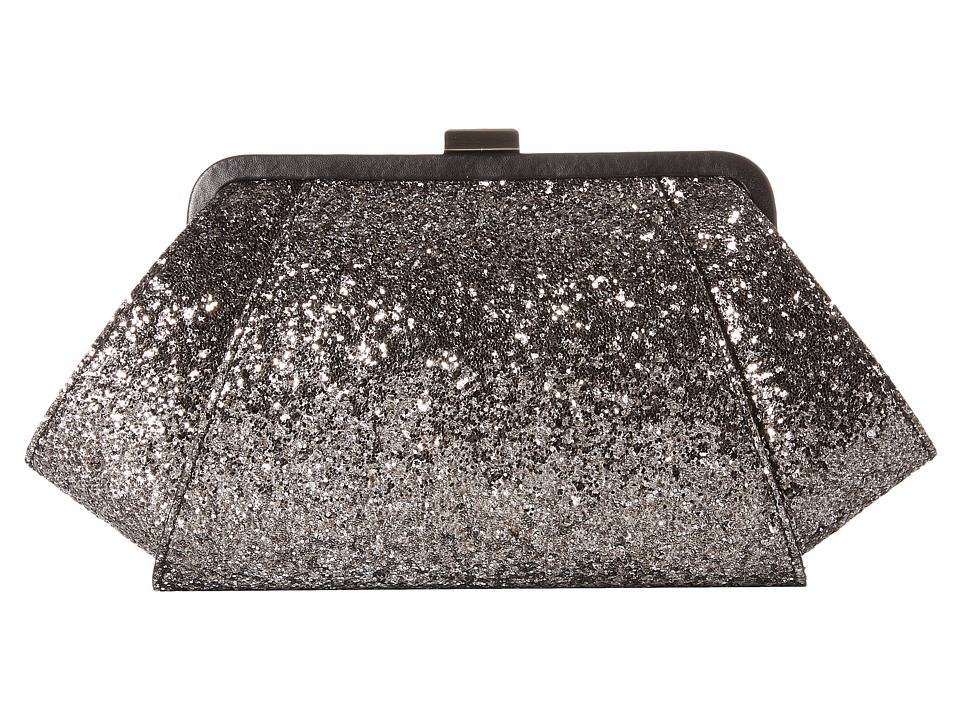 ZAC Zac Posen - Posen Clutch I (Beluga) Clutch Handbags