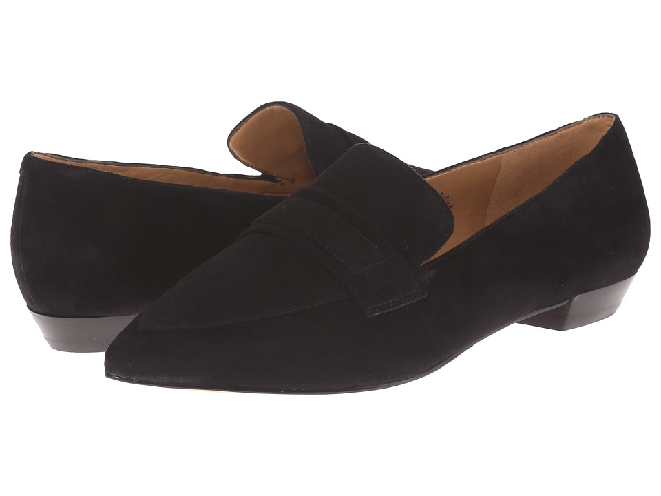 Nine West - Tamora (Black Suede) Women's Shoes
