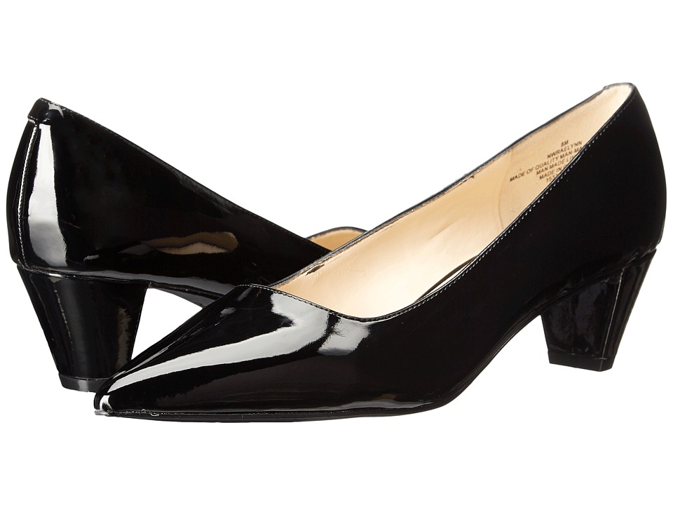 Nine West - Raelynn (Black Synthetic) Women's Shoes