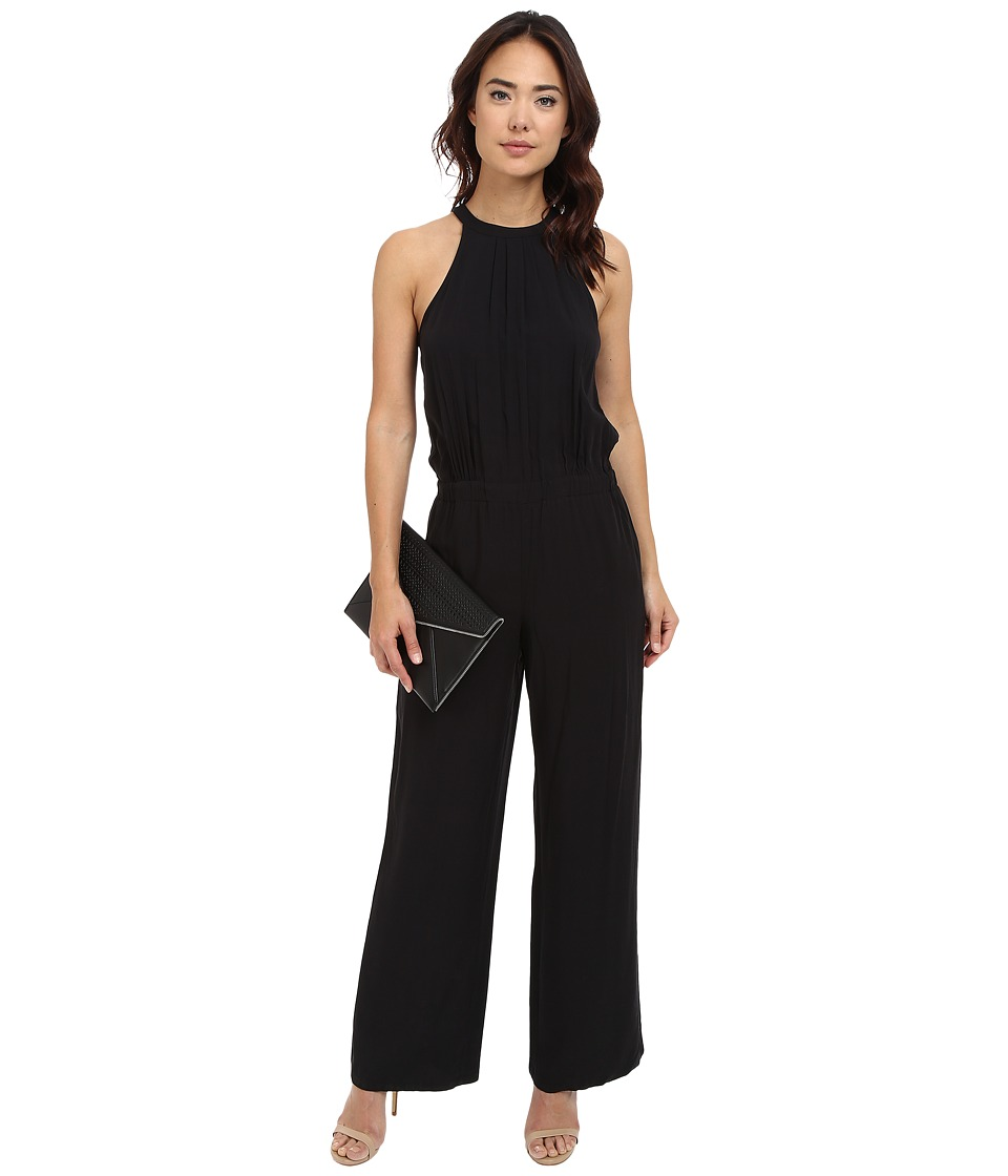 Jack by BB Dakota - Candra Rayon Chali Jumpsuit (Black) Women's Jumpsuit & Rompers One Piece