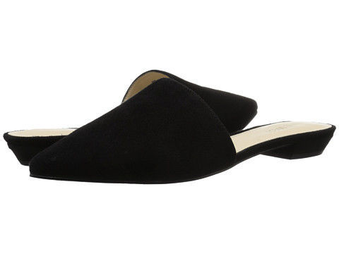 Nine West - Trey (Black Suede) Women's Shoes
